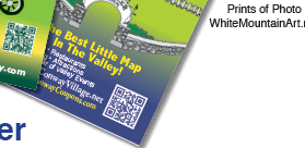 North Conway Village Map & Guide